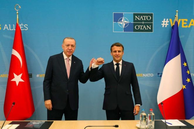 Emmanuel Macron a parlé de Fabien Azoulay avec Recep Tayyip Erdogan
