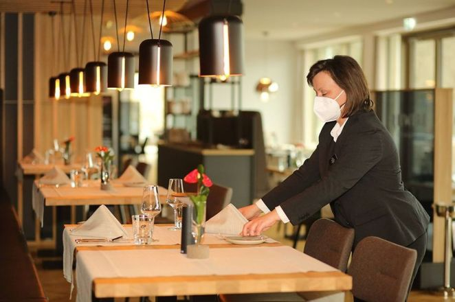 les hôtels pourront rouvrir leurs restaurants le 19 mai «pour leurs clients»