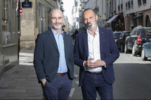 Le dernier livre d'Edouard Philippe et Gilles Boyer démarre fort