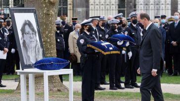 """""""Nos sanglots forment un même glas"""", l'émouvant hommage national à Stéphanie Monfermé"""