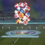 Les plus photos de la cérémonie d'ouverture de l'Euro de football