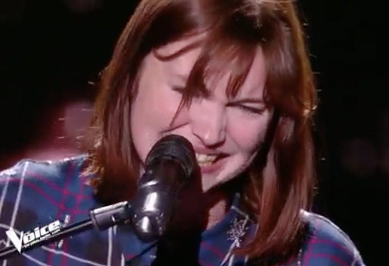 The Voice 2018 Cette Jeune Femme De 19 Ans A Fait