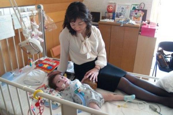 野田聖子さん、出産1年後の想い : 代理出産・卵子提供コーディネーターブログ