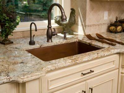 How Granite Countertops Work