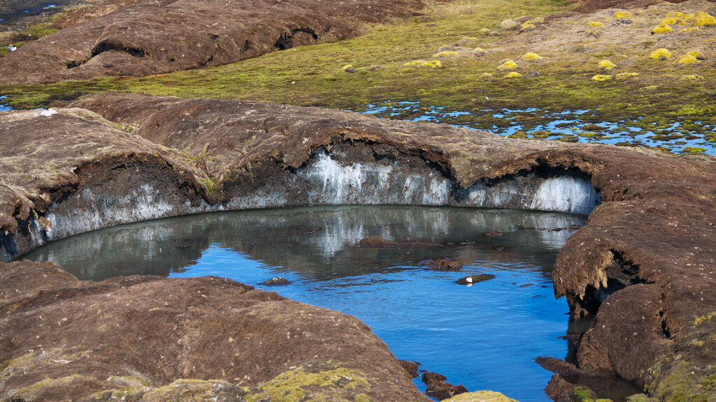 Is Permafrost Really Well Permanent Howstuffworks