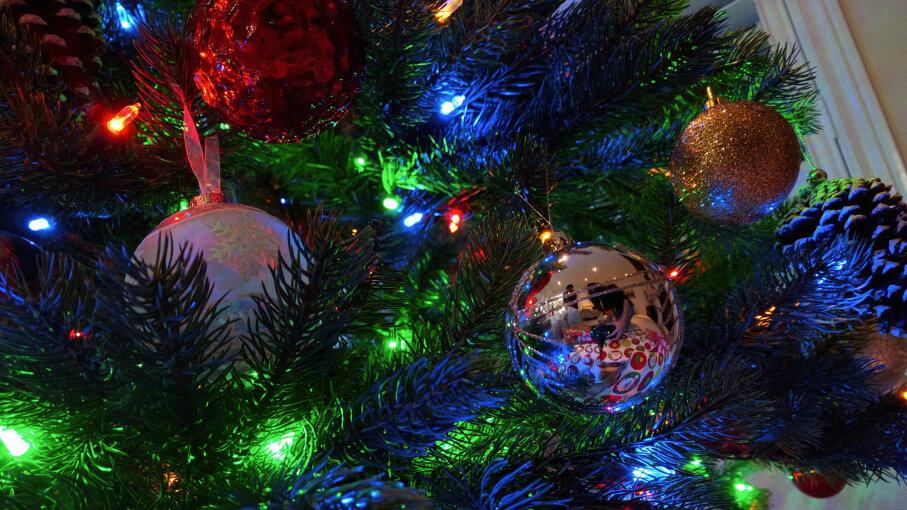Christmas Tree Flasher Plug