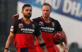 RCB vs KKR Match Dream 11 Team Playing XI Prediction fantasy cricket Tips Virat Kohli AB De Villiars- India TV Hindi