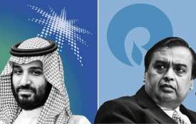 Reliance-Aramco deal likely if crude oil averages USD 65- India TV Hindi