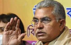 Dilip Ghosh, Dilip Ghosh Sitalkuchi incident, Dilip Ghosh Banned, EC Bans Dilip Ghosh- India TV Hindi