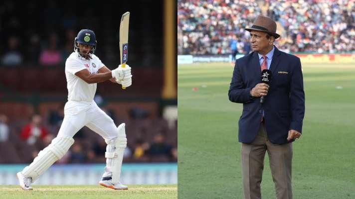 Ind Vs Aus Mayank Agarwal Is Flopping On Australian Pitches Due To Batting Stance Says Sunil Gavaskar - ऑस्ट्रेलियाई पिचों पर क्यों फ्लॉप हो रहे हैं मयंक अग्रवाल, गावस्कर ने बताया कारण -