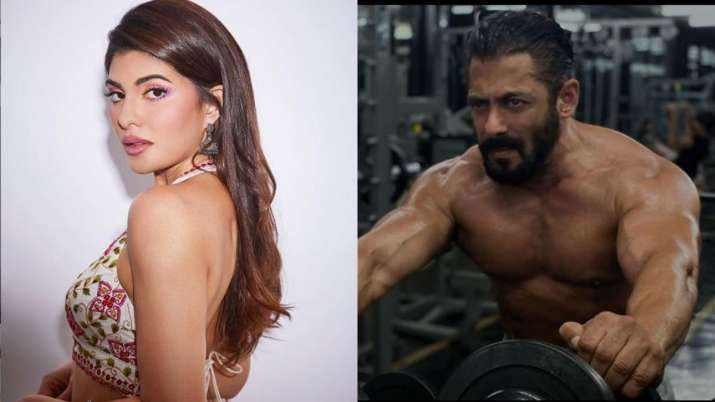 jacqueline fernandez and salman khan- India TV
