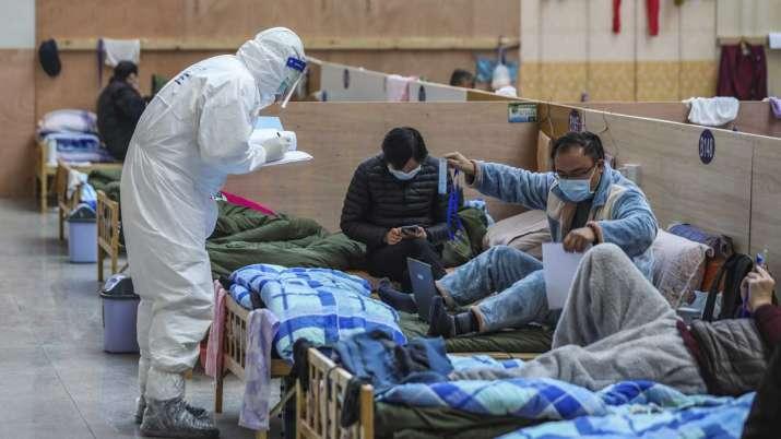 चीन में three महीने बाद एक दिन में कोरोनावायरस से संक्रमण के 100 से ज्यादा मामले