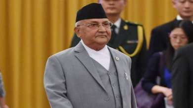 Oli again took this step amid the ongoing political crisis in Nepal