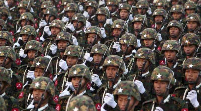 Soldiers refuse to shoot innocent people in Myanmar, join democracy movement