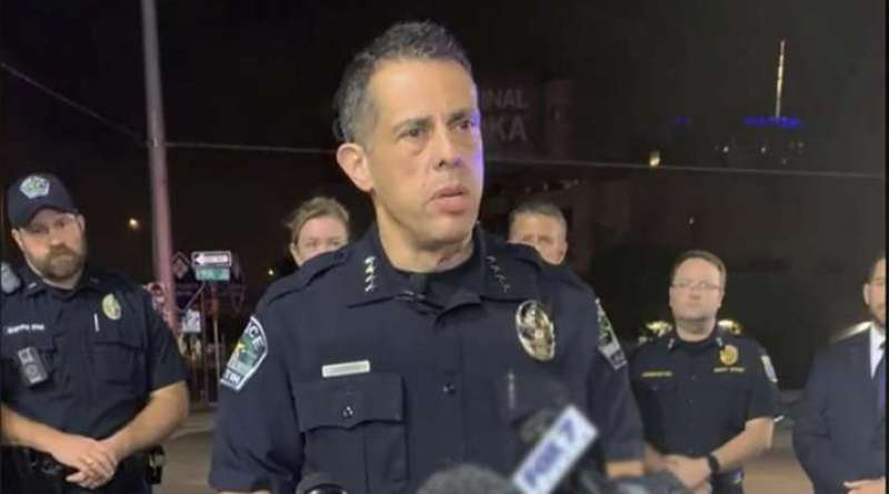 Attacker escapes after shooting in Austin city of America, 13 people injured