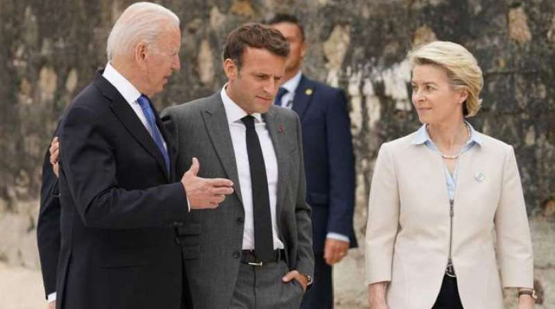 China's bad days are about to begin?  Joe Biden is going to make a big appeal to the G-7 leaders