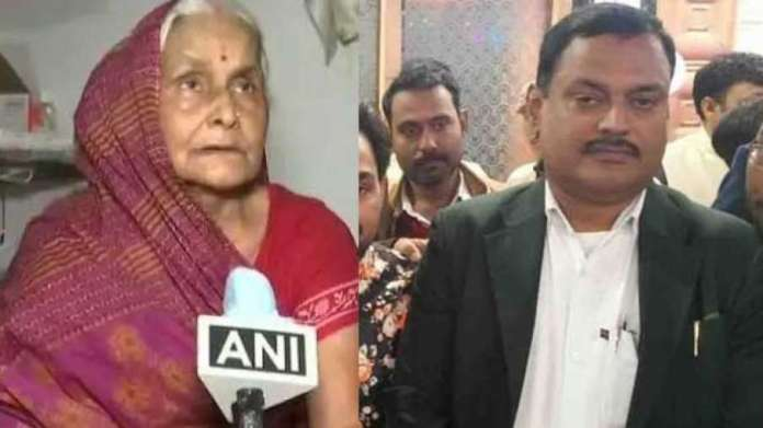 Gangster Vikas Dubey mother's reaction on his arrest- India TV Hindi