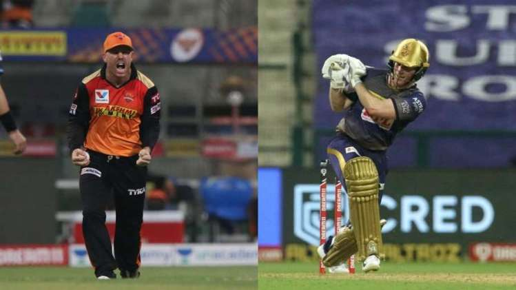 sunrisers hyderabad vs kolkata knight riders live score IPL 2020 match 35 srh vs kkr live cricket up- India TV Hindi