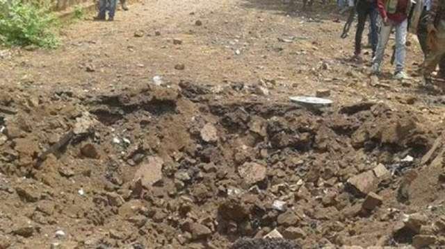 नक्सलियों ने बारूदी सुरंग विस्फोट कर बोलेरो को उड़ाया, 12 ग्रामीण घायल - India TV Hindi