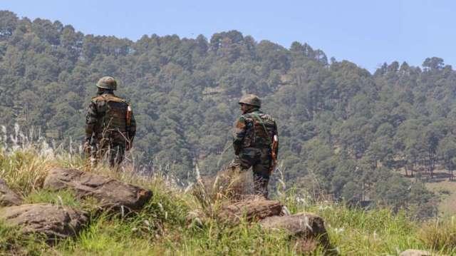 blast in jammu kashmir's ramban  जम्मू-कश्मीर के रामबन में विस्फोट, दो लोग घायल- India TV Hindi