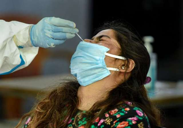 Coronavirus cases in india today 7 august Covid: देशभर में मिले 38,6528 नए मरीज, एक्टिव मामले- 4.12 - India TV Hindi