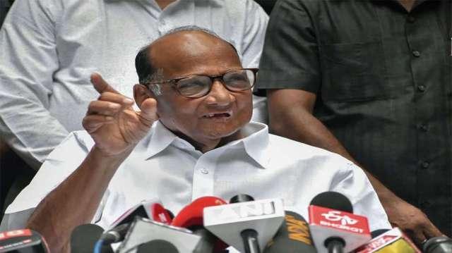 Congress is like `Zamindar'' who cannot maintain his `Haveli'': Pawar- India TV Hindi