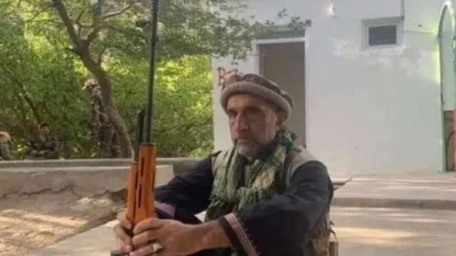 पंजशीर में तालिबान ने अमरुल्लाह सालेह के बड़े भाई को गोली मारी- India TV Hindi
