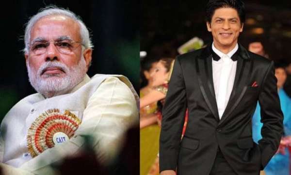 Comparison with Narendra Modi a compliment: Shah Rukh Khan
