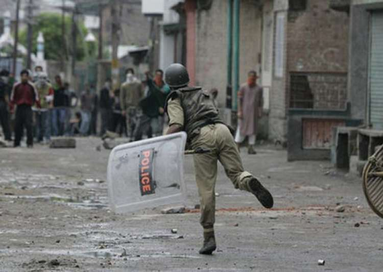 Image result for Strike in Shopian on 2nd Day against Killing of Student