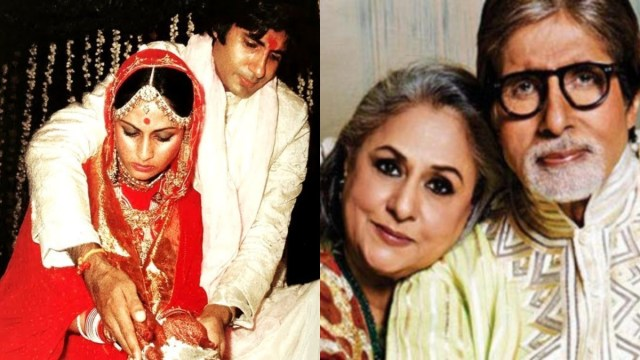 Amitabh Bachchan and wife Jaya Bachchan's love story through rare, unseen  pictures | Celebrities News – India TV