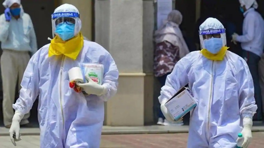 Delhi coronavirus third wave Covid19 far from over Doctors   India News –  India TV