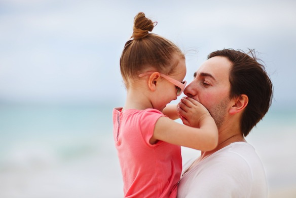 Fathers Are More Careful About Daughter S Needs Than Son S Study Lifestyle News India Tv