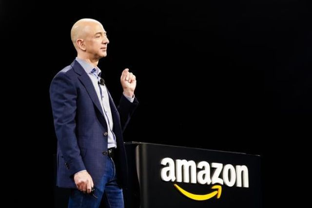 Amazon founder Jeff Bezos becomes richest person in the world, Bill Gates drops to second | Business News – India TV