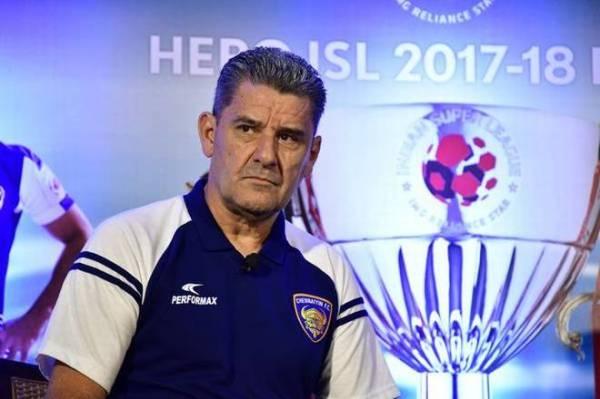Post ISL triumph, Chennaiyin FC coach John Gregory signs 1 ...
