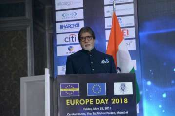 Image result for Amitabh Bachchan has been honoured by European Union