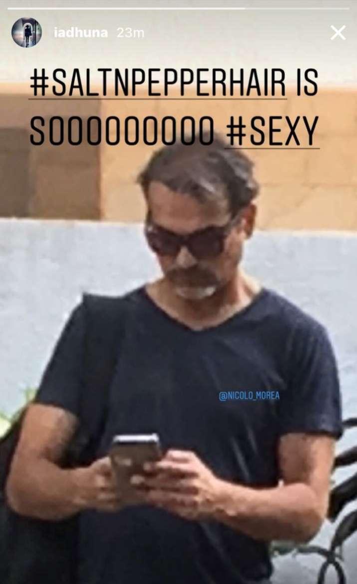 Farhan Akhtar's ex-wife Adhuna Bhabani shares a 'sexy