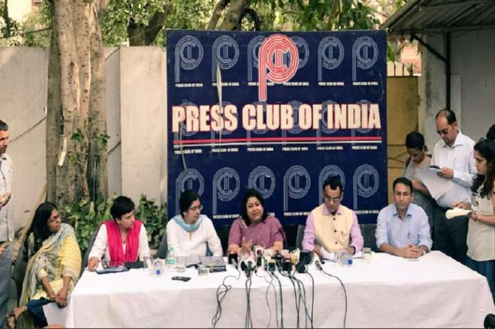IAS Association during a press discussion on Sunday.