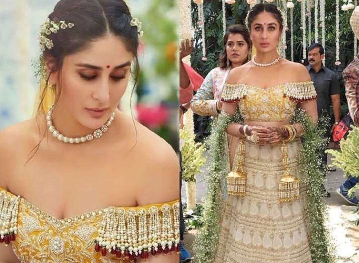 Image result for kareena kapoor wedding veere