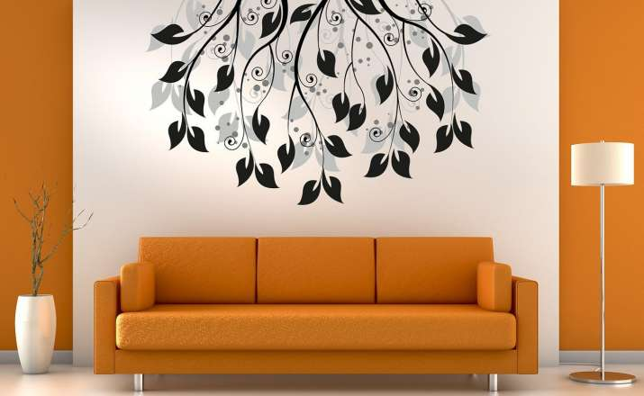 Wall art is the new trend, 5 home decor tips for happy ... on Wall Decoration Ideas At Home  id=13948