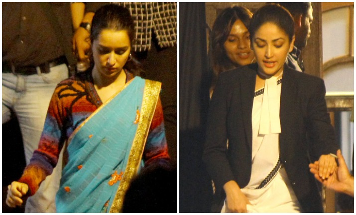 India Tv - Shraddha Kapoor and Yami Gautam in Batti Gul Meter Chalu