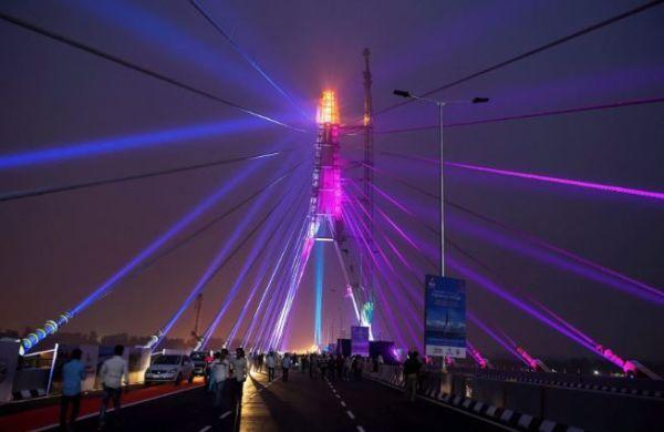 Delhi Signature Bridge ruckus: AAP MLA Amanatullah Khan ...
