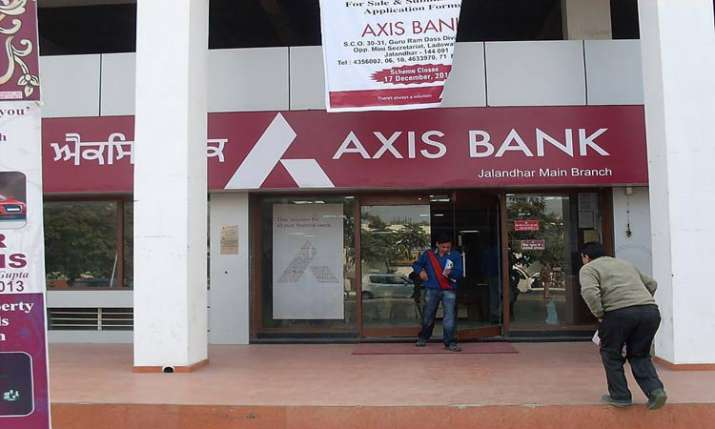 Axis Bank in top 10 banks in India - Arable Life