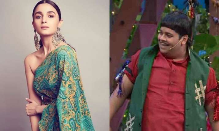 Alia Bhatt offended by Kiku Sharda's jokes at The Kapil Sharma Show