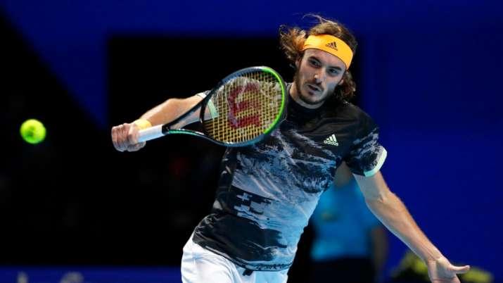 ATP finals, stefanos tsitsipas, roger federer