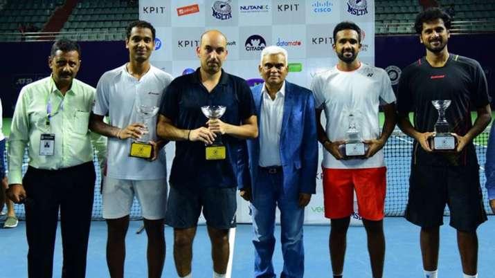Purav Raja and Ramkumar Ramanathan clinched their second