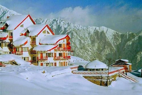 Five AWESOME places near Delhi to enjoy a snowy Christmas this year |  Travel News – India TV