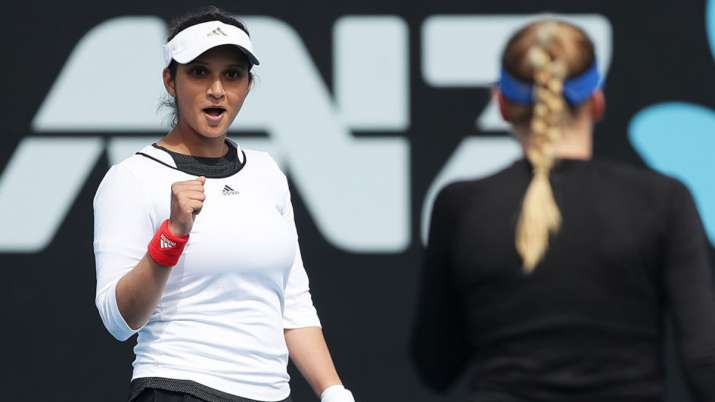 sania mirza, sania mirza hobart international, sania mirza comeback, sania mirza return