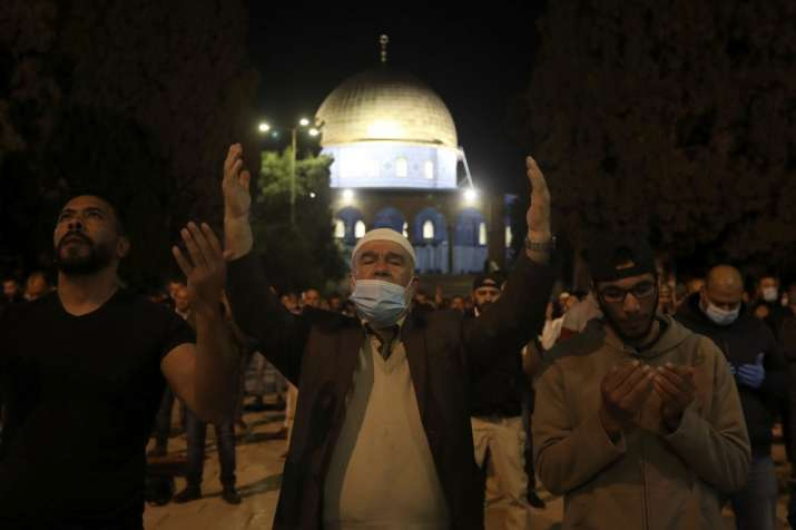 Jerusalem's Al-Aqsa mosque reopens after 2 months