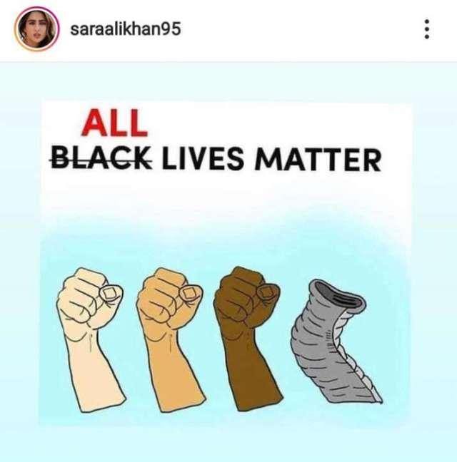 India Tv - Sara Ali Khan Instagram post