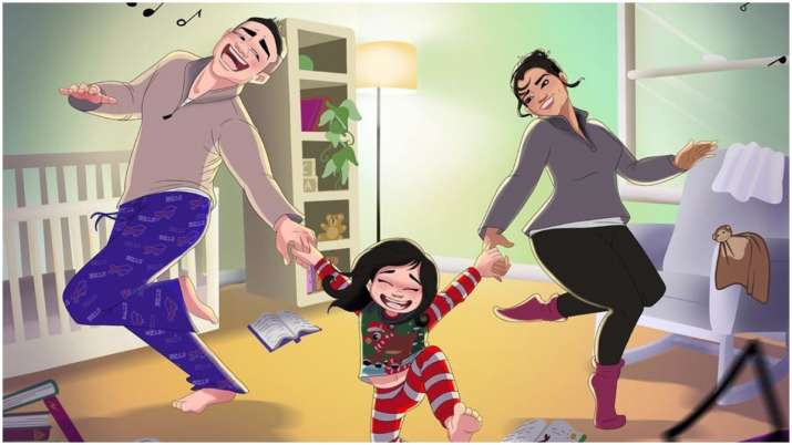 How families can 'dance' their way to survive Covid-19 tremors 1